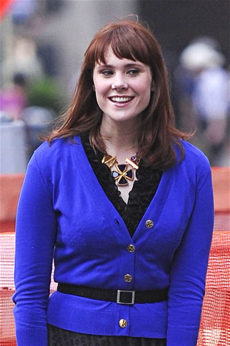 Kate Nash The New Musician Trendsetter kate nash pictures kate nash on the set of syrup in