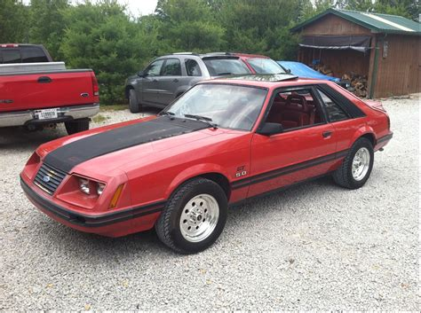 1984 Ford Mustang by Fastkidcom S 1984 Ford Mustang In Sellersburg In