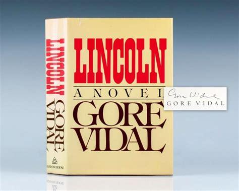 lincoln vidal lincoln vidal edition signed