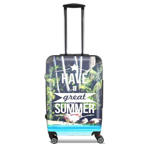 valise format cabine nature