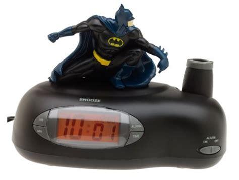 robotics merry to me batman projection alarm clock