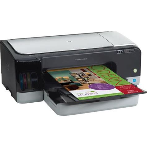 Printer Hp K8600 hp officejet pro k8600 wide format inkjet printer cb015a b h
