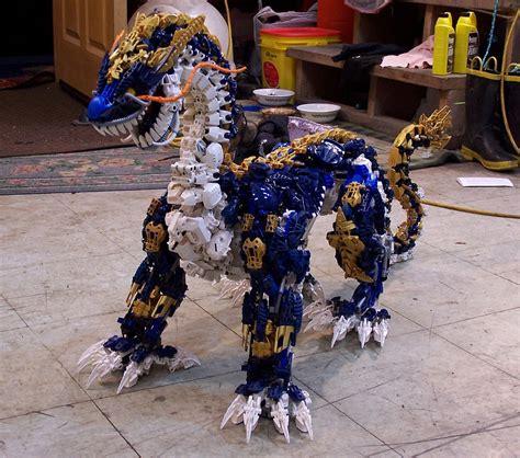 Luxury Home Stuff by Lego Bionicle Komodo Dragon The Awesomer