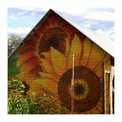 scheune gemalt 12 best ideas about shed murals on how to draw