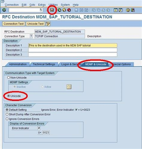 Tutorial Rfc Sap | integrating mdm server with enterprise information systems