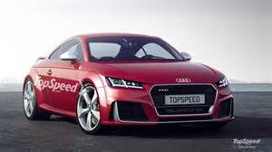 Www Audi Tt 2017 Audi Tt Rs Picture 627449 Car Review Top Speed
