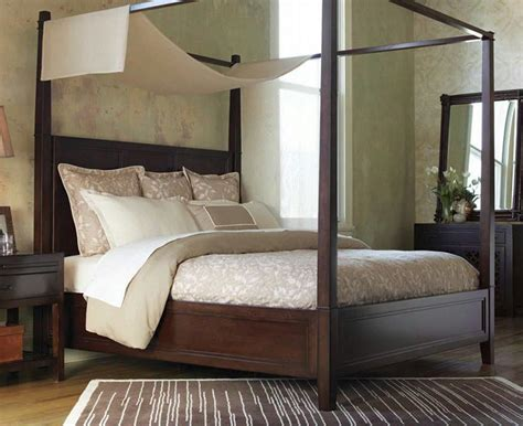 thomasville beds thomasville furniture wanderlust queen or king canopy bed