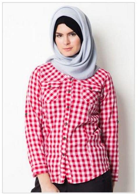 Kemeja Baju Muslim model baju kemeja kerja muslim yang kekinian modelbusana