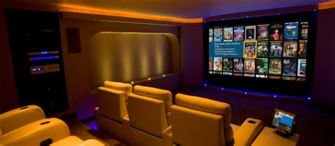 Home Interior Lighting Design by 20 Home Cinema Room Ideas Ultralinx