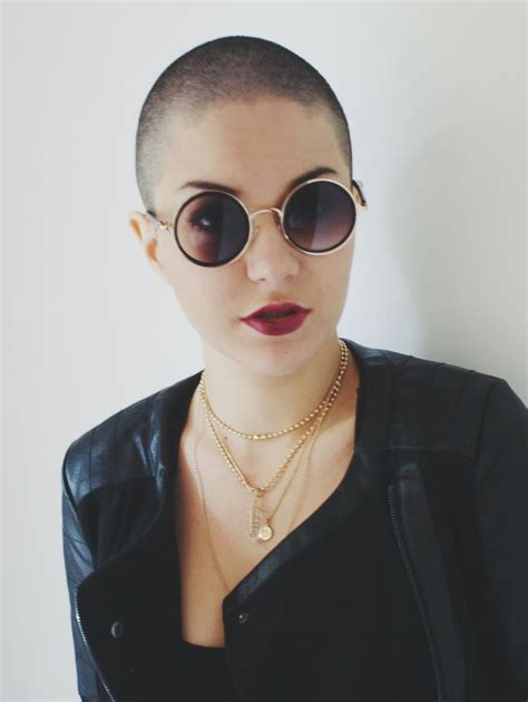headbands on buzz cut hair 204 best images about women s buzz cuts on pinterest