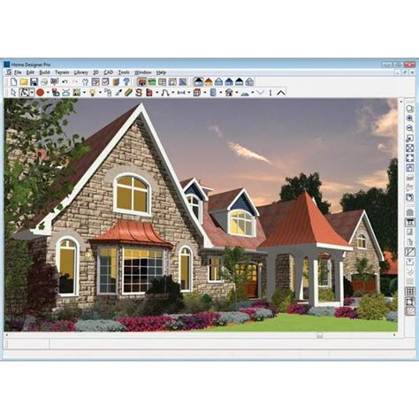 home designer pro rendering landscape design cad programs for architects