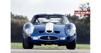 250 Gto Sale 1962 250 Gto On Sale For Record 75 Million