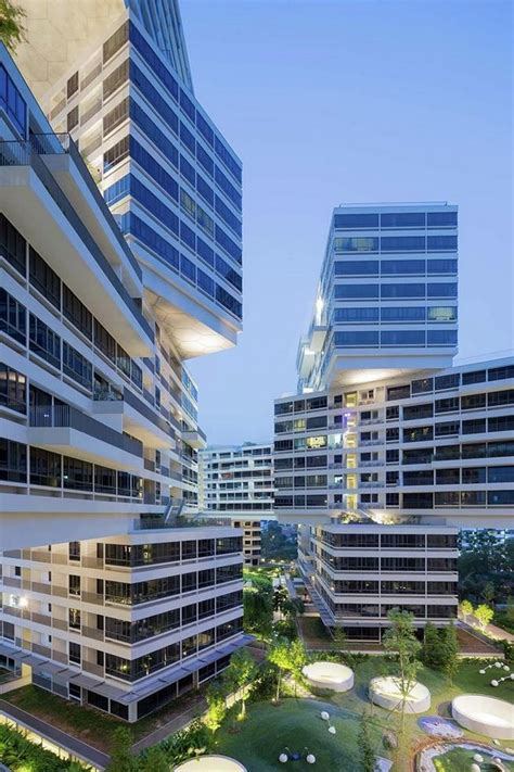 appartments singapore the interlace singapore world building of the year