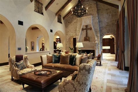 Mediterranean Home Interior Opulent Mediterranean Style Mansion In 6