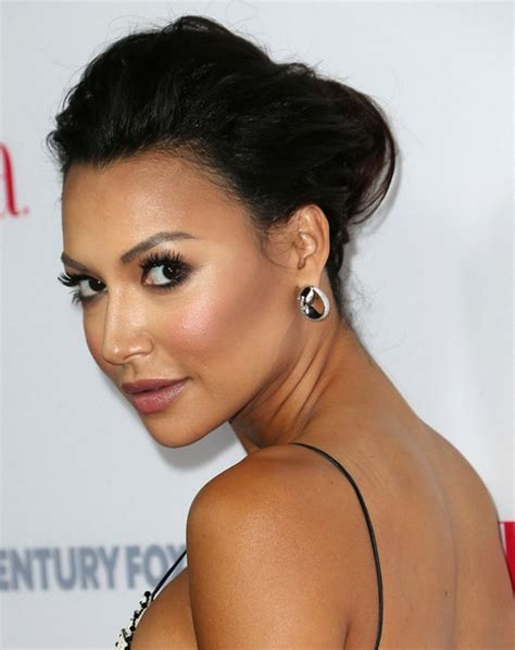 American Hair Style Books by Naya Rivera Hairstyles Updo Pretty Designs