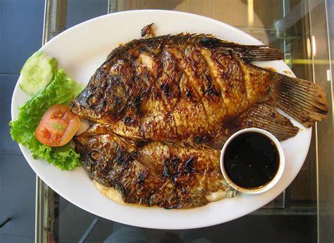Fish Itu Ikan ikan bakar