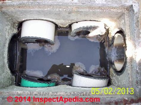 septic system d box inspection procedures inspect test