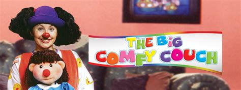 the big comfy couch 12 reasons why the big comfy couch was a great part of our
