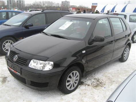 volkswagen polo 2001 2001 volkswagen polo 1 4 related infomation specifications