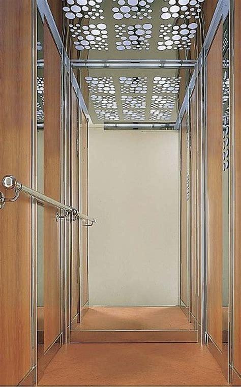 cabina ascensore foto cabina ascensore con specchio a tutta altezza de