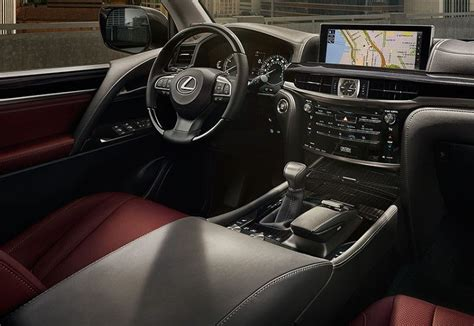 lexus lx 2019 interior 2019 lexus lx 570 interior lexus napcity lexus lx570