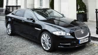 car picker black jaguar xj