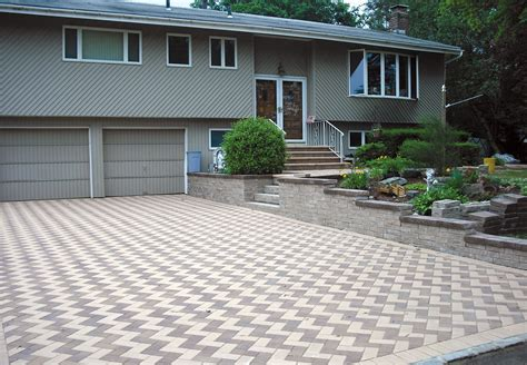 brick driveway brick pavers driveways flawless masonry island