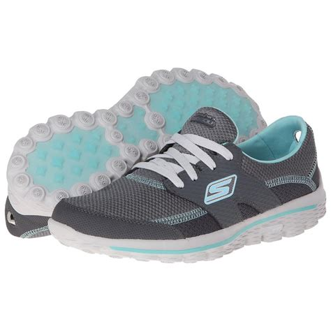 womens skecher sneakers skechers performance women s go walk 2 fairway sneakers