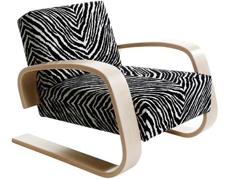alvar aalto armchair armchair 400 tank chair hivemodern com