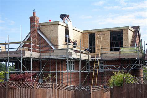 how to build a l large l shape dormer fleet hshire skylofts
