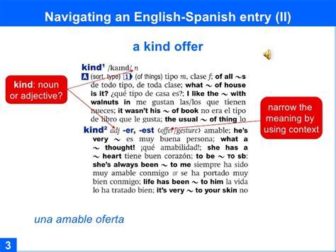 diccionario de uso de 8467025905 uso del diccionario biling 252 e