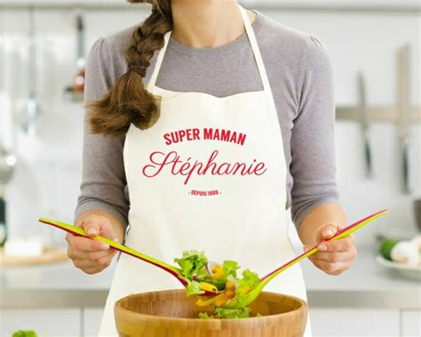 cuisine de maman beaucoup de variante en photos de votre tablier personnalis 233