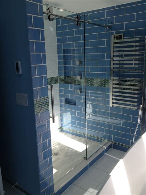 Unique Shower Doors Unique Shower Door Custom Frameless Shower Doors In Franklin