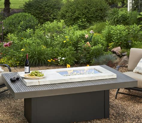 the outdoor great room 9 pit tables for the outdoor area furniture