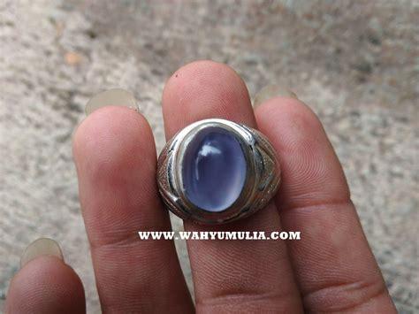 Batu Anggur Spiritus batu cincin anggur spirtus akik biru langit baturaja asli