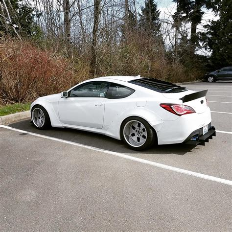 genesis shoo kit v 2 for hyundai genesis coupe