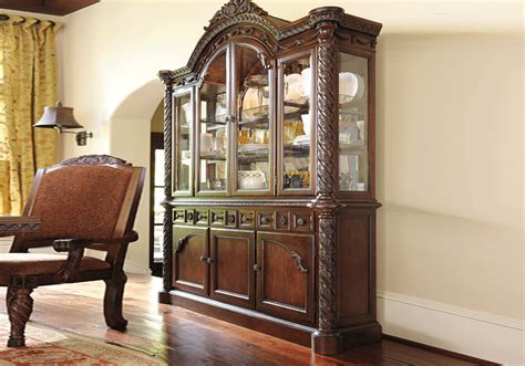 Overstock Dining Room Buffet Shore Hutch And Buffet Overstock Warehouse