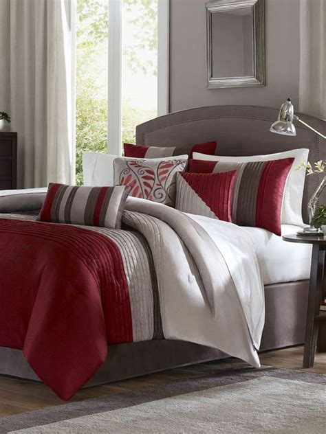 red bedroom set 1000 ideas about bed sets on pinterest comforter sets