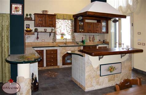 Cucine In Muratura Con Penisola by Cucine In Muratura Con Penisola