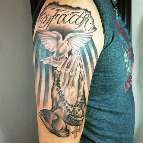 god hands tattoo 65 images of praying tattoos way to god