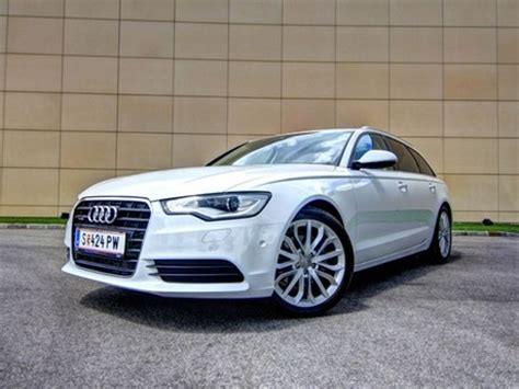 Audi A6 3 0 Tdi Technische Daten 2012 by Audi A6 Avant 3 0 Tdi Quattro Testbericht Auto Motor