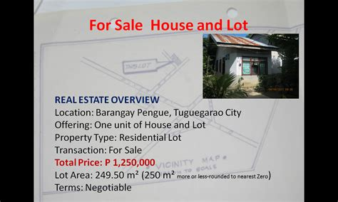 house lot for sale in pengue ruyu tuguegarao philippines tuguegarao real estate