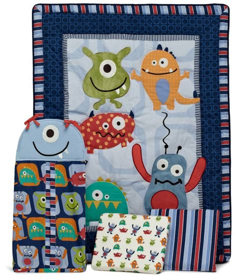 Monster Baby Bedding Sets Monsters Crib Bedding