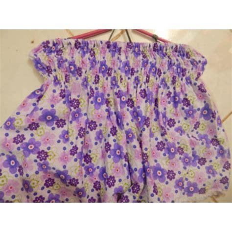 Celana Wanita Sip 812 jual celana kain wanita motif bunga ungu kecil jnanacrafts