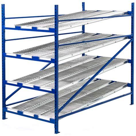 Roller Rack roller racks by unex shelving