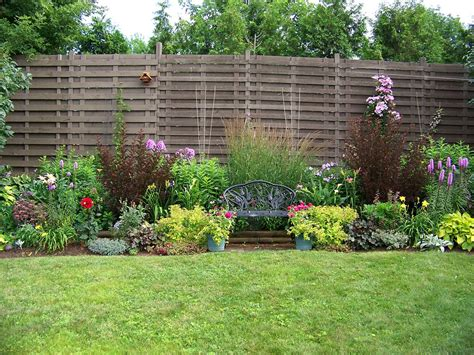 backyard fence landscaping ideas australian garden landscape design ideas small front