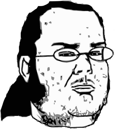 Meme Icons - nerd minimemes
