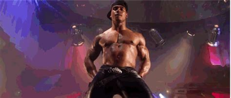 Male Stripper Meme - dance gif find share on giphy