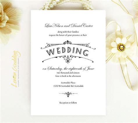 packs of evening wedding invitations 22 best wedding invitation and rsvp card pack images on