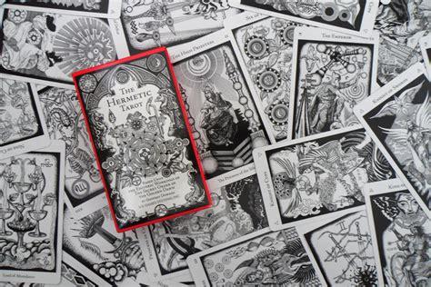hermetic tarot deck samhain moon the hermetic tarot